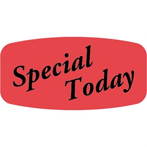 SPECIAL TODAY FLUORESCENT  (PTO)