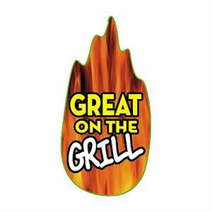 GREAT ON THE GRILL MINI FLAME